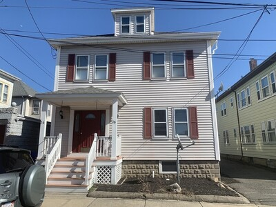 Main Photo: 26-28 Teragram St, East Boston, MA 02128