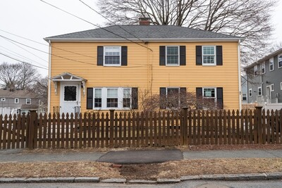 Main Photo: 49 Gardner Street, Arlington, MA 02474
