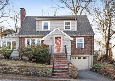 Main Photo: 18 Stevens Terrace, Arlington, MA 02476