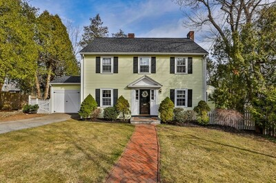 Main Photo: 15 Walnut Ter, Arlington, MA 02476