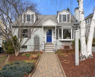 Main Photo: 44 Chatham Street, Arlington, MA 02474