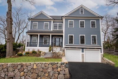 Main Photo: 64 Lansdowne Road, Arlington, MA 02474
