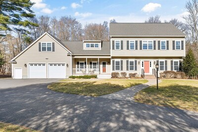 Main Photo: 257 Sheridan Street, Easton, MA 02356