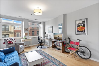 Main Photo: 300 Commercial Street Unit 409, Downtown Boston, MA 02109