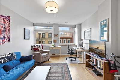 300 Commercial Street Unit 409, Downtown Boston, MA 02109 - Photo 1