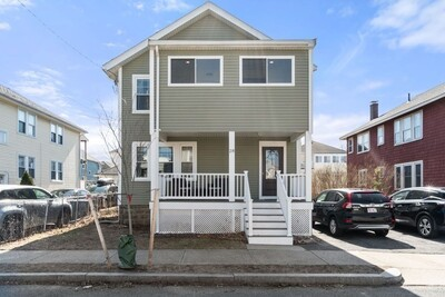 Main Photo: 28 Dartmouth Street Unit 2, Arlington, MA 02474