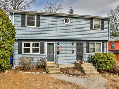 Main Photo: 10 Washington Ave Unit 10, Arlington, MA 02474