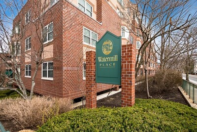 Main Photo: 1 Watermill Place Unit 518, Arlington, MA 02476