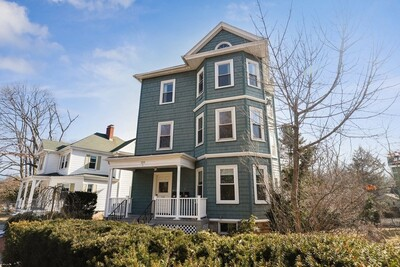 Main Photo: 254 Clyde St Unit 3, Brookline, MA 02467