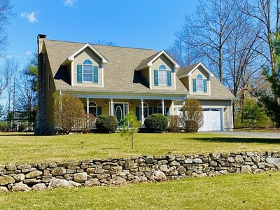 Main Photo: 377 Woodland Circle, Ludlow, MA 01056