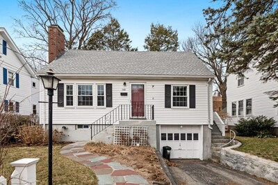 Main Photo: 148 Overlook Rd, Arlington, MA 02474