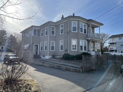 Main Photo: 12 Holbrook Ave, Brockton, MA 02302