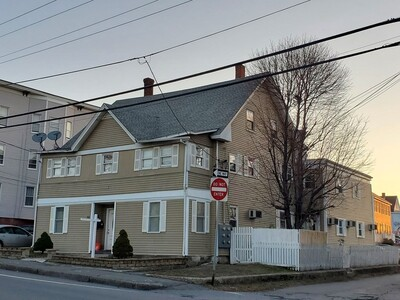 Main Photo: 166 Central St, Leominster, MA 01453