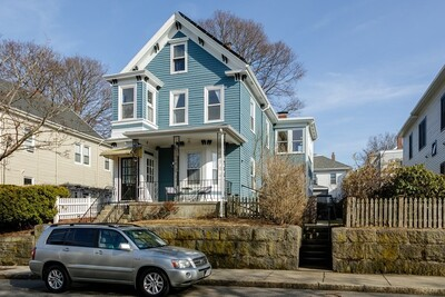 Main Photo: 83 Irving Street, Somerville, MA 02144
