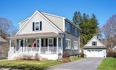 Main Photo: 10 Linden St, Easton, MA 02356