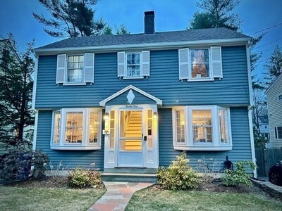 Main Photo: 21 Payson Rd, Brookline, MA 02467