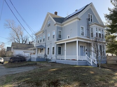 Main Photo: 64 Central St, Brockton, MA 02301