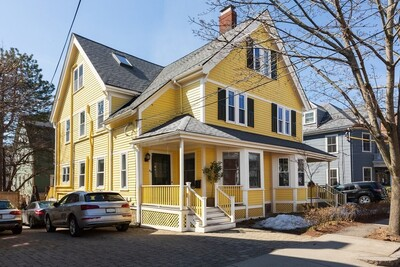 Main Photo: 40 Brook Street, Brookline, MA 02445