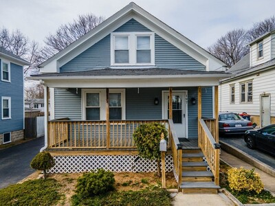 Main Photo: 197 Sycamore St, New Bedford, MA 02740