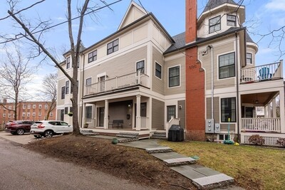 Main Photo: 18 Kilsyth Road Unit 3, Brookline, MA 02445