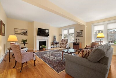 Main Photo: 60 Browne Unit 3, Brookline, MA 02446