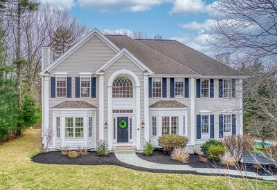 Main Photo: 290 Webster Woods, North Andover, MA 01845