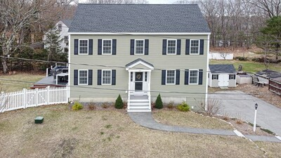 Main Photo: 111 Marblehead Street, North Reading, MA 01864