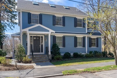 Main Photo: 40 Somerset Road, Brookline, MA 02445