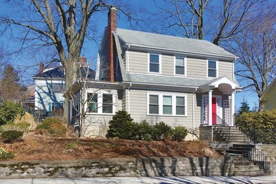 Main Photo: 15 Greenough St, Brookline, MA 02445