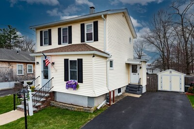Main Photo: 55 Sterling Road, Brockton, MA 02302