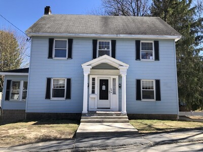 Main Photo: 58 Forest St, Fitchburg, MA 01420