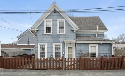 Main Photo: 36 Off Lake Street, Weymouth, MA 02189