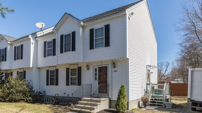 Main Photo: 128 Pershing Street Unit C, Fitchburg, MA 01420