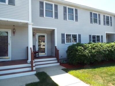 Main Photo: 509 Thayer St Unit 509, Abington, MA 02351