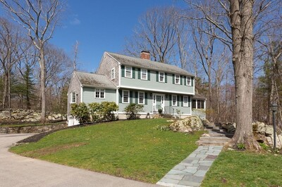 Main Photo: 56 Forest Ave, Cohasset, MA 02025