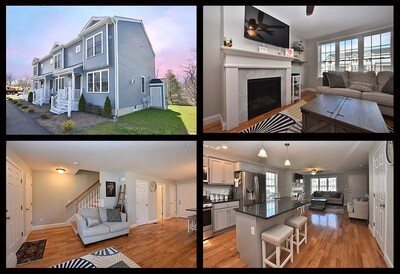 Main Photo: 1190 Bedford Street Unit A3, Whitman, MA 02382