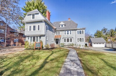 Main Photo: 10 Upland Rd Unit 10, Wellesley, MA 02482