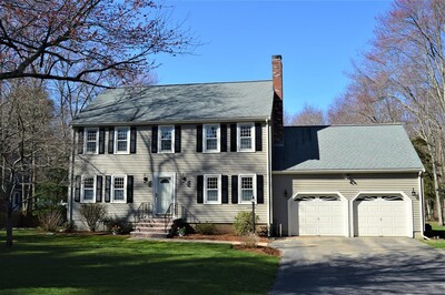 Main Photo: 477 Fruit St, Mansfield, MA 02048