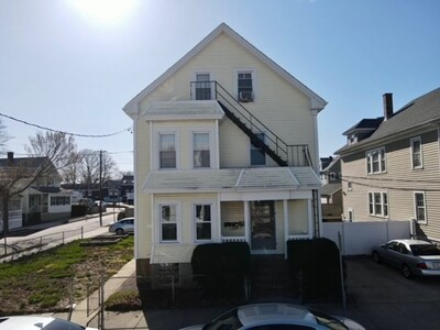 Main Photo: 21 Page Street, New Bedford, MA 02740