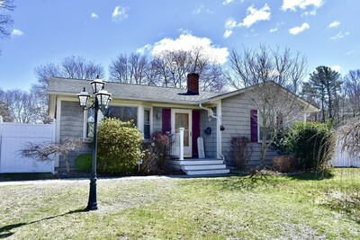 Main Photo: 895 Hillcrest Rd, New Bedford, MA 02745
