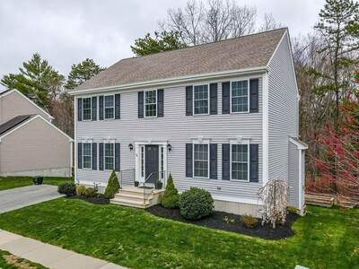 Main Photo: 94 Mate Dr, New Bedford, MA 02745