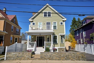 Main Photo: 62 Durnell Ave, Roslindale, MA 02131