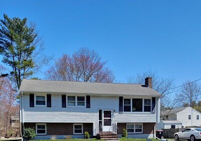 Main Photo: 36 Vinedale Rd, Brockton, MA 02301