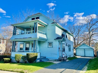 Main Photo: 27-29 Annawon Street, Springfield, MA 01109