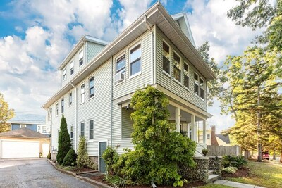 Main Photo: 266 Furnace Brook Parkway Unit 2, Quincy, MA 02169