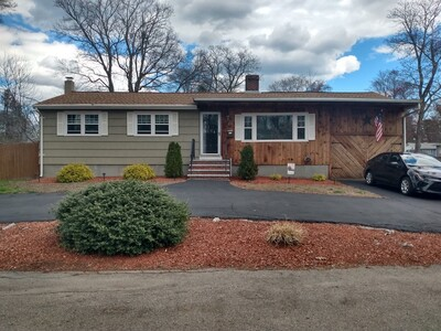 Main Photo: 68 Breer Circle, Brockton, MA 02301