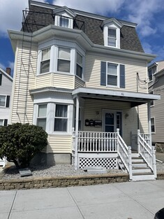 Main Photo: 46 Linden St, Fall River, MA 02720