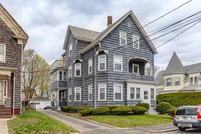 Main Photo: 9 Denton St, Brockton, MA 02301