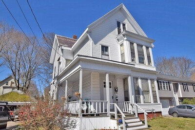 Main Photo: 27 Hamilton St, Brockton, MA 02301