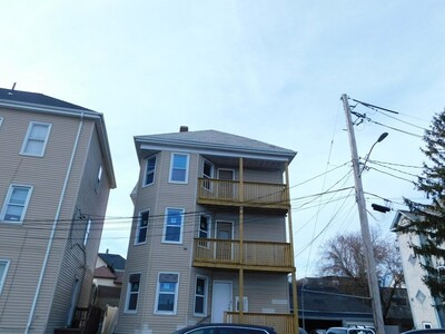 Main Photo: 7 Nelson St, New Bedford, MA 02744